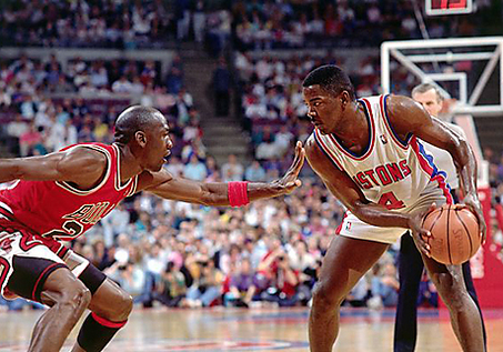 1990's: The Golden Age of Hoops