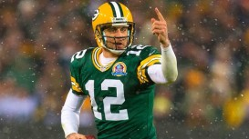 Aaron Rodgers could lead the Packers out of the tundra and into the Super Bowl this season
