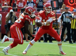 Alex Smith and Jamaal Charles will once again lead the Chiefs into the playoffs
