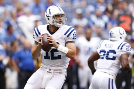 As Andrew Luck's career takes off, the Colts are hoping he can take them to the next level.