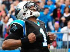 As Cam Newton continues to mature, he'll charge the Panthers right into the playoffs