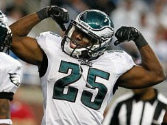 LeSean McCoy will run the Eagles right back into the playoffs
