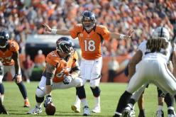 Peyton Manning will command the Broncos back into the Super Bowl this season