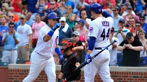 The Cubs have great young talent to build around, such as Anthony Rizzo and Javier Baez