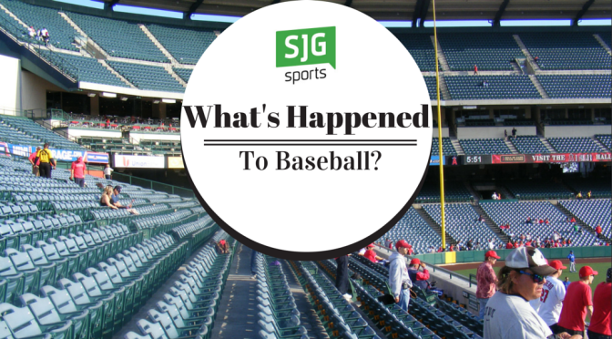 What's Happened To Baseball? PART 1