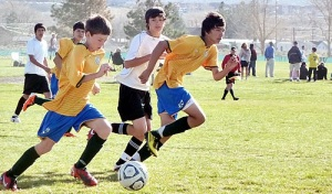 Soccer is the fastest growing sport in America today