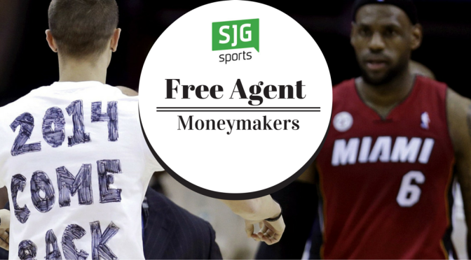 Free Agent Moneymakers