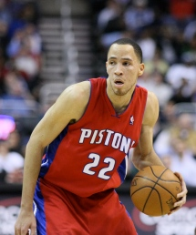 Tayshaun Prince has moved around a lot lately as his contract is set to expire